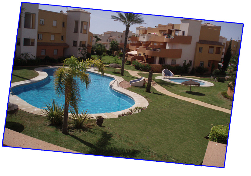Naturist Apartment in Parque Vera